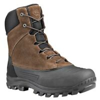 TIMBERLAND A23NN SNOW BLADES MEN'S BROWN/BLACK WATERPROOF INSULATED BOOTS