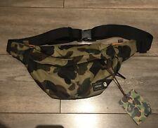 Brand New Bape Camo Porter Waistbag