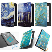 Smart Wake/Sleep Case Cover For Kindle Paperwhite 2012 2013 2015 2016 2018 10th