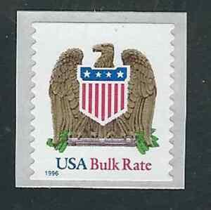 Scott #2907...(10) Cent... Eagle... 10 Stamps... MNH