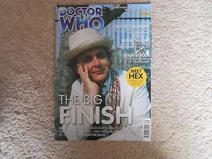 DR WHO MAGAZINE ________