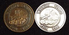 1972 FORT WYOMING VALLEY COIN CLUB WILKES BARRE PA PENNSYLVANIA MEDAL COIN TOKEN