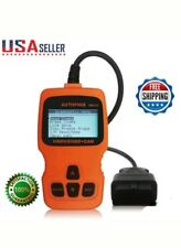 Autophix OM123 Auto Car OBDII Code Reader read & clear Vehicle Engine Fault Code