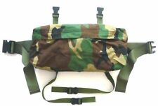 US Army MOLLE II Waist Pack woodland camo NSN 8465-01-465-2058 USGI BDU GOOD