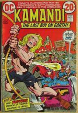 "DC Comics ""KAMANDI"" THE LAST BOY ON EARTH  # 4, Photos Show Great Condition"