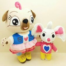 New listing Cartoon Chip And Potato Pug And Mouse Plush Stuffed Animal Kids Great Gift Toy