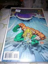 Aquaman #0, Dc, 1994, Adoption Of Hook Hand, Key, Nm