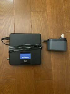 Linksys CM100 100 Mbps cable moden excellent Working condition
