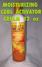 CANTU SHEA BUTTER MOISTURIZING CURL ACTIVATOR CREAM No Sulfates 12oz