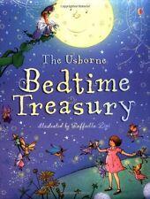 Bedtime Treasury (Usborne Anthologies and Treasuries) By Rosie Dickins, Rafaell