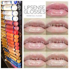 LipSense LIP GLOSSY GLOSS *Matte Opal Diamond Glitter Pink Gold Sand Prism Red