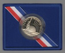 More details for 1986 u.s.a. liberty proof half dollar boxed & coa | world coins | pennies2pounds