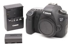 Canon 6D 20.2mp full frame digital camera, Body Only, low shutter count