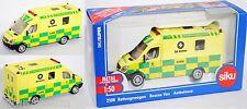 SIKU SUPER 2108 80403 MERCEDES-BENZ SPRINTER II Ambulance St John Ambulance