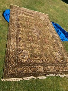 Extra Large Axminster Wool Rug 484cm x 297cm