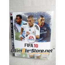 Jeu PS3 Fifa 10 2010 + Feuillet DLC & Publicité - PlayStation 3 - EA Sports (1)