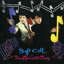 Soft Cell - Non Stop Ecstatic Dancing [New CD] Rmst, Germany - Import