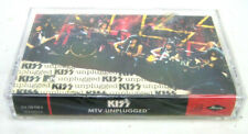 KISS: MTV Unplugged SEALED USA Cassette Tape