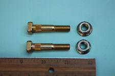 (2) NEW Bar Bolts & Nuts - Poulan,Husky,Sears/Craftsman