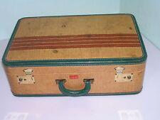 Rare Vintage LUTTMAN'S  California LUGGAGE suitcase