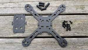110mm Carbon Brushless HD Quadcopter Rahmen Set / Frame Set