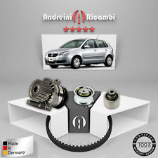 KIT DISTRIBUZIONE + POMPA ACQUA VW POLO IV 1.4 TDI 51KW 70CV 2006 ->