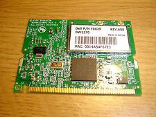 Dell Mini PCI Network Cards