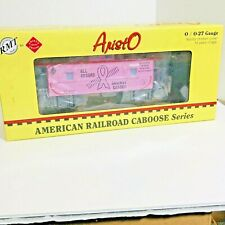 RMT Aristo Breast Cancer Cure Center Cupola Caboose NEW