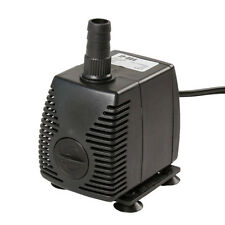 420 GPH Submersible Pump Aquarium Fish Tank Powerhead Fountain Water Hydroponic