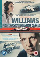 Williams DVD Documentry Region 2