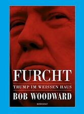 furcht Von Bob Woodward Rowohlt Verlag GmbH