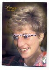 pq0025 - Princess Diana - Princess of Wales - 1961-1997 - postcard
