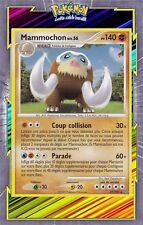 🌈Mammochon - DP07:Tempête - 21/100- Carte Pokemon Neuve Française