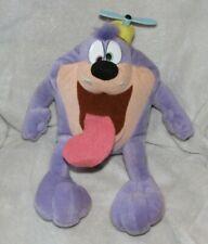 "Dizzy Devil Tiny Toon Adventures Stuffed Plush Warner Bros VTG Fan Hat 1990 10"""