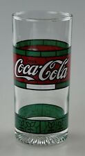 Coca Cola Tiffany Designglas 0,2 l Vintage Nostalgie - wir haben noch unbenutzte
