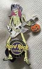 Hard Rock Casino Tulsa 2010 Halloween Staff Pin LE