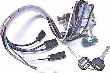 1986-93 Mazda Pickup Ignition Switch B2000 B2200 B2600 STD Trans ,OE Replacement