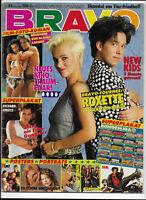 BRAVO Nr.33 vom 8.8.1991 mit Riesenposter Richard Grieco, Scorpions, EMF, Seal..