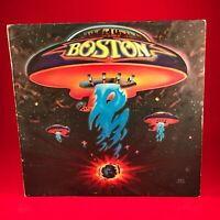 BOSTON Boston 1976 UK vinyl LP EXCELLENT CONDITION Debut same self titled S/T