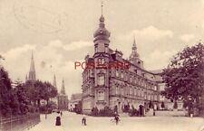1912 GRUSS AUS OLDENBURG, Gr. GROSSHERZOGL. SCHLOSS
