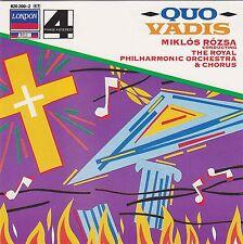 QUO VADIS Soundtrack (Miklos ROZSA)