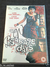 Garage Days DVD New Sealed Sex Drugs Rock and Roll Comedy