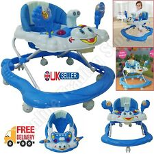 Baby Girl/Boy Walker Push Bouncer Activity Musical Melody Toy Along Ride On New