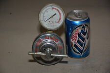 Airco Acetylene and Fuel Gas Line Regulator 8069932 CGA 025 Made in US INV=11635