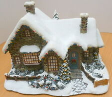 More details for hawthorne christmas village - snow covered - village sweetshop