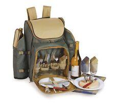 Picnic Plus Tandoor 4 Person Picnic Backpack - Sage - PS4-458S