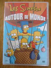 DVD ** Les Simpson : Autour du Monde ** VF FR comme NEUF