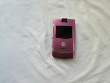 Great Motorola Razr V3 - Pink (At&T)