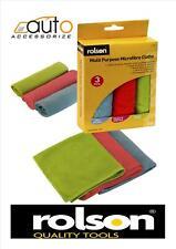 MULTI PURPOSE MICROFIBRE CLOTHS TOWEL for Car Dash Dust Wipe