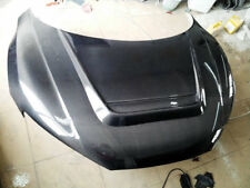Carbon Fiber Front Vented Hood Bonnet Bodykits For 08-14 Audi R8